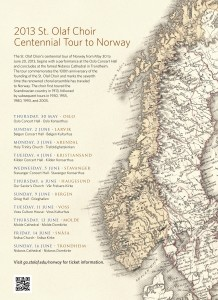 Norway_Schedule
