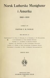 NorlieTitle page