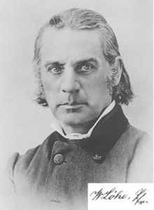 Johann Konrad Wilhelm Loehe