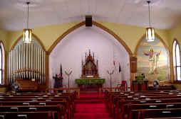 Inside Sanctuary