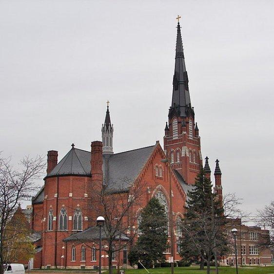 St. Paul Ev. Lutheran Church, Fort Wayne, Indiana | Locating Lutheranism