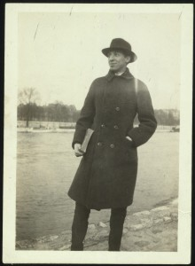 Young Aaron Copland in New York2