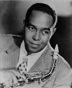 Charlie 'Yardbird' Parker (1920-1955)