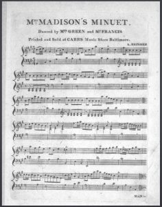 October 2017 music 345 race identity and representation in mrs madisons minuet fandeluxe Gallery