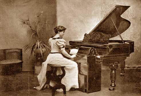 Famous American Pianists - Famous People in History ...