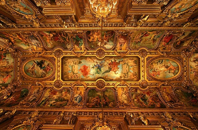 Sierra, Piero. L'Opera de Paris. Flickr, accessed July 14, 2015.