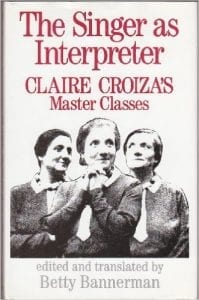 Singer as Interpreter