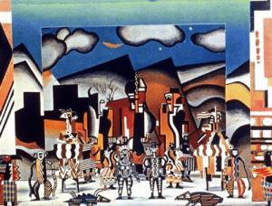 La création du monde, 1923 performa-arts.org