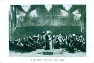 l'Orchestre feminin