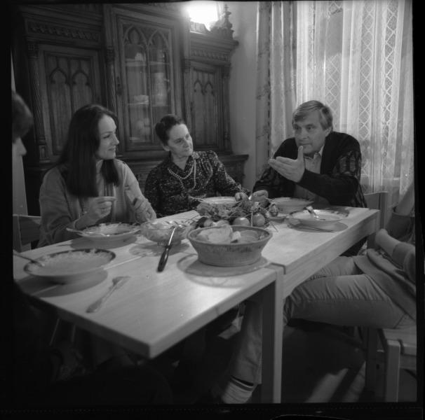 Courier Kuznetsov's family