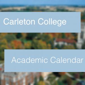 Carleton_Academic_Calendar