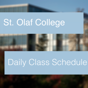 Stolaf_Daily_Schedule