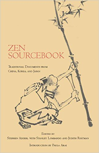 Zen sourcebook cover image